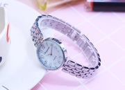 CHAOYADA Luxury Bracelet Women Dress Watches Fashion Quartz Crystal Watches Brand Ladies Casual WristWatch