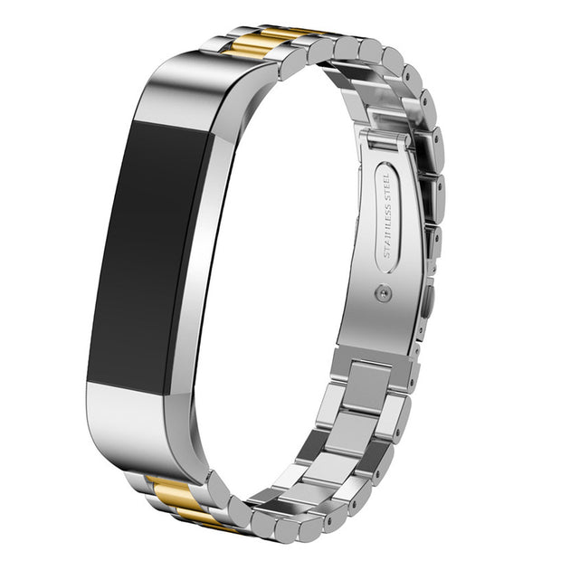 Fabulous Hot Luxury Stainless Steel Watch Band Wrist Strap For Fitbit Alta Smart Watch Wholesale AUG26