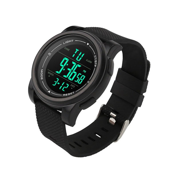 Fashion Luxury Men Analog Digital Military Army Watches Sport LED Waterproof Wrist Watch Reloj Hombre Deportivo A3