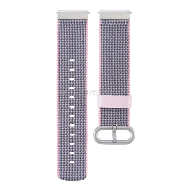Free Delivery Universal 22mm Nylon Watch Band For Samsung Gear S3