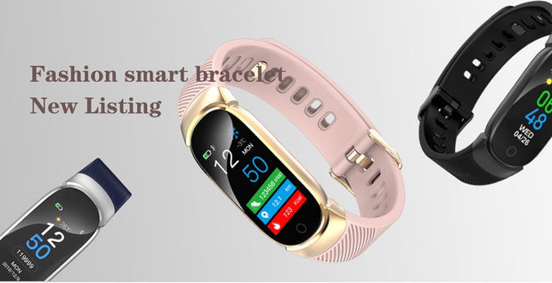 69ee4e389908 Genvivia Smart Watch QW16 Smart Watch Sports Fitness Activity Heart Rate  Tracker Blood Pressure Watch Smart Bracet #w20