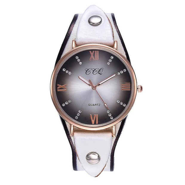 High Quality Marble Strap Bracelet Watches Gifts Relogio Watch Analog Wrist Watches Men Casual Quartz Leather Band Reloj Mujer