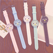 Hot Sale Cute Fashionable Candy Jelly Watch Boys Watches Kids 21 Birthday Gifts Relojes Clock For Kids Children Relogio Dropship