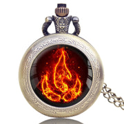 Hot Sale New Fashion Creative Cool Pocket Watch For Men And Women, Necklace Steampunk Watch Best Gift For Boys