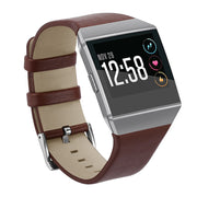 Leather Watchband Replacement Accessory Strap For Fitbit Ionic