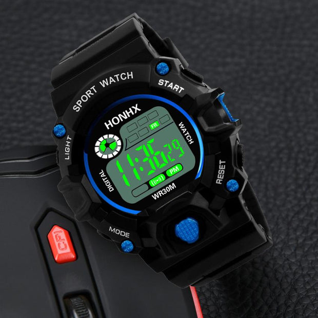 Luxury Men Watch Top Brand Luxury Analog Digital Military Army Sport LED Waterproof Wrist Watch Men Clock Relogio Masculino