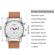 Lvpai Original Brand Fashion Men's Watch Quartz Watch Men Waterproof Wrist Watch Military Clock Relogio Masculino