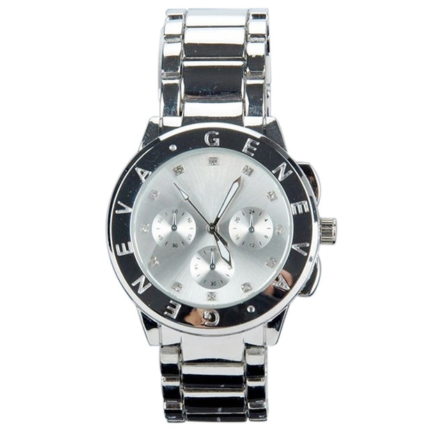 Mens Alloy Steel Quartz Wrist Watch