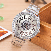 Wrist bangle watch 1