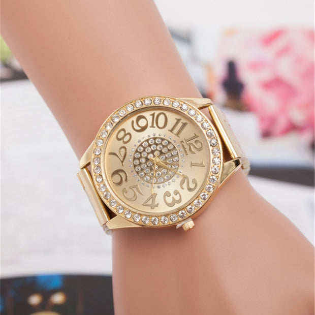 Wrist bangle watch 2