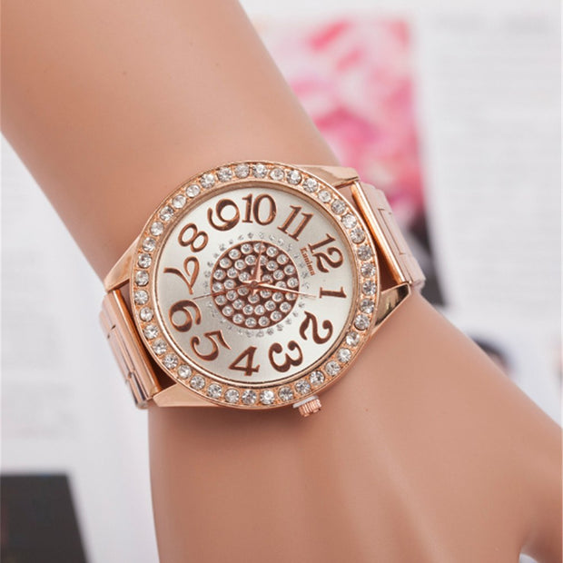 Wrist bangle watch 3