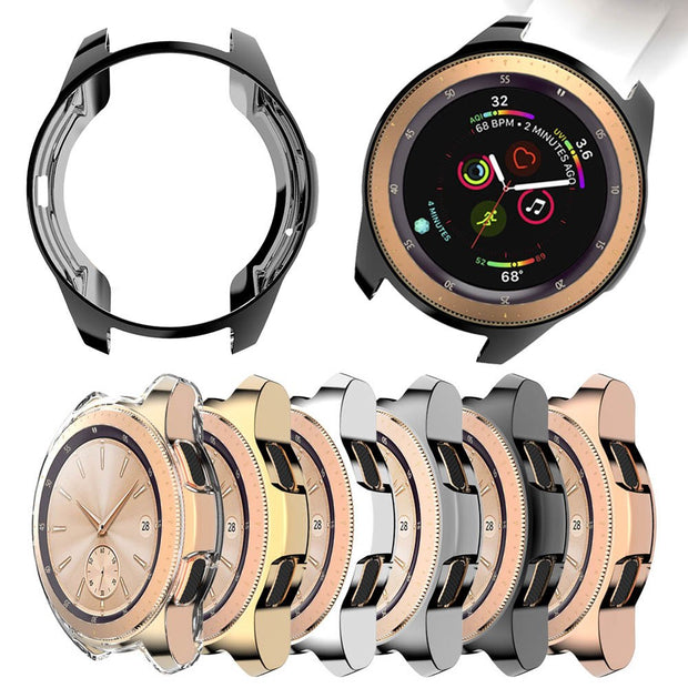New High Quality TPU Slim Smart Watch Case Cover For Samsung Galaxy Watch 42mm Bumper Frame
