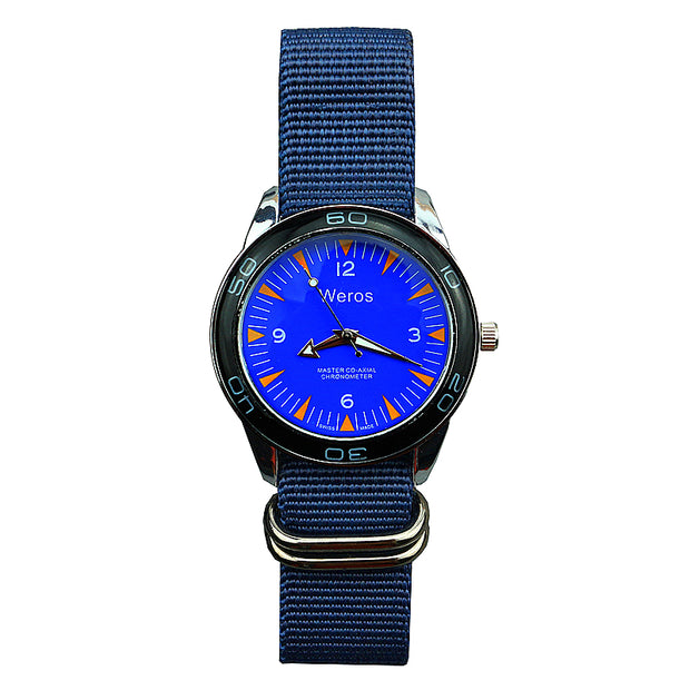 New Arrived Luxury Branded Man Nylon Army Quartz Wrist Watch For Promotion Gift Men's Sports Watches