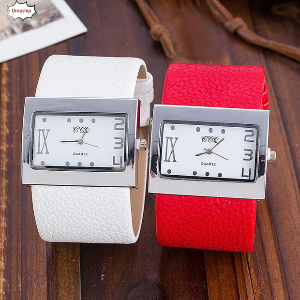 OYOKY Brand Leather Fashion Creative Marble Wrist Sleek And Chic Music Notation Casual Quartz Watches Gift DropShiping 18Oct11