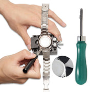 Opening Watch Repair Tool Kit Clock Back Cover Watch Case Opener Remover