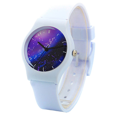 Practical WILLIS Young Little Girls Wrist Kids Watches Silicone Band