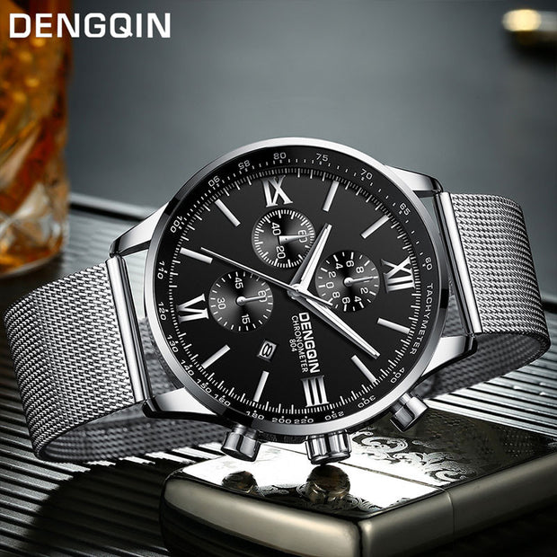 Relogio Masculino Men Watches Luxury Famous Top Brand Men's Fashion Casual Dress Watch Military Quartz Wristwatches Saat #D1121
