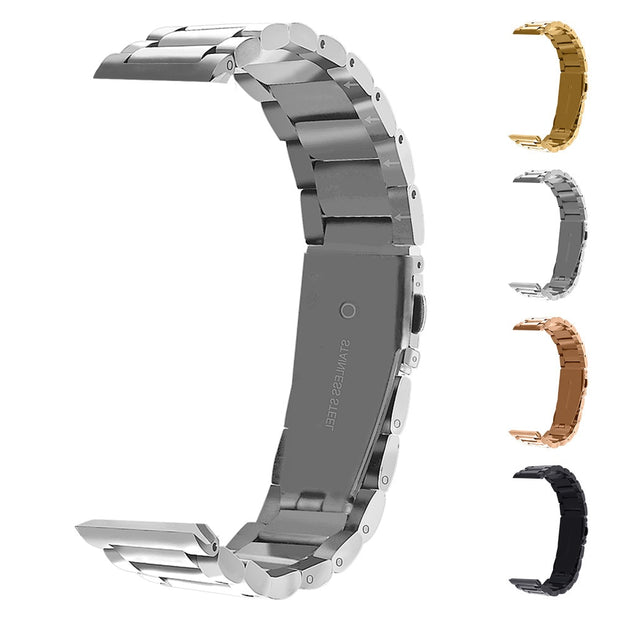 Replacement Watchbands Sport Band New Stailess Steel Bracelet Strap Watch Band For Huawei B5 Smart Watch Sport Wristbands