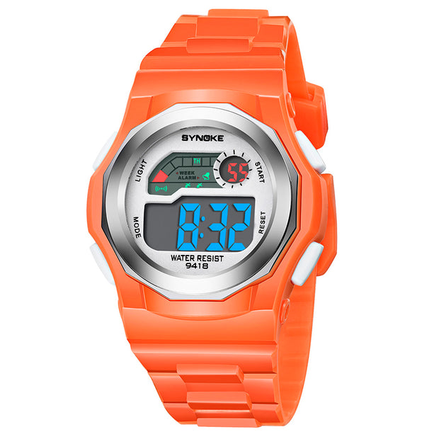 SYNOKE Children Watch Kids Wristwatch LED Digital Watches For Girls Boys Students Gift Electronic Waterproof Child Gift