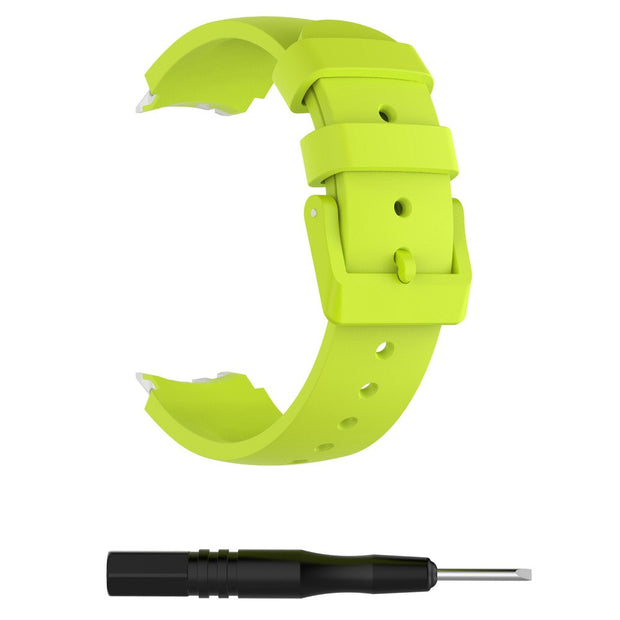 Silicone Sport Bracelet Wristband Strap For Ticwatch S Smartwatch Knight Glacier Aurora Watchband With Tool