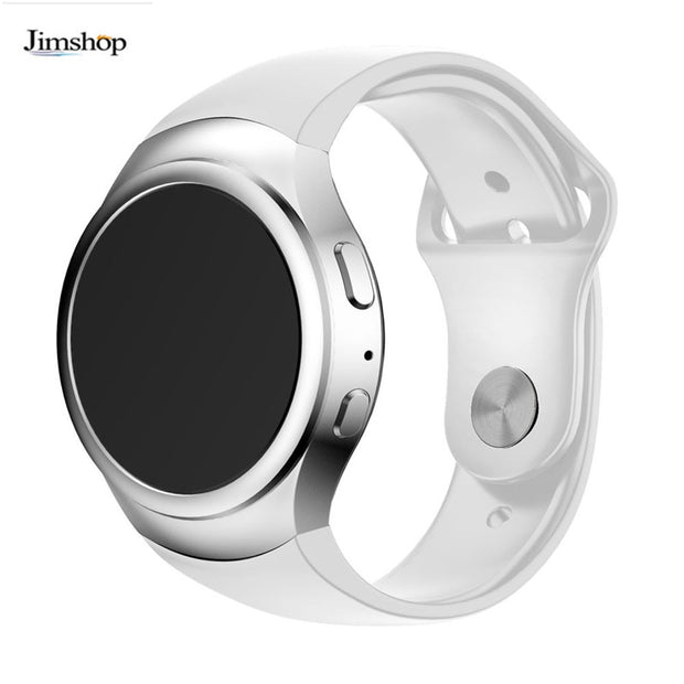 Watch Silicone Colorful Luxury Silicone Watch Band Strap For Samsung Galaxy Gear S2 SM-R720 Smart Watch Sport Buckle Bracelet