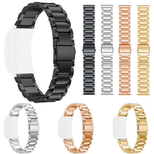Watchband Soft Watch Strap Luxury Stainless Steel Strap Wrist Band Replacement Bracelet For Huawei B5 Watch Watchband Series