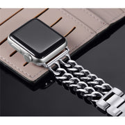 Watchband For Apple Watch 44/42 Mm 38/40 Mm Band Stainless Steel Stap For Apple IWatch Series1 2 3 4 Strap Steel Bracelet Belt