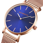 Women Watches Luxury Fashion Rose Gold Ladies Watch Relogio Feminino Female Clock Orologio Donna Relogio Feminino Watches Women
