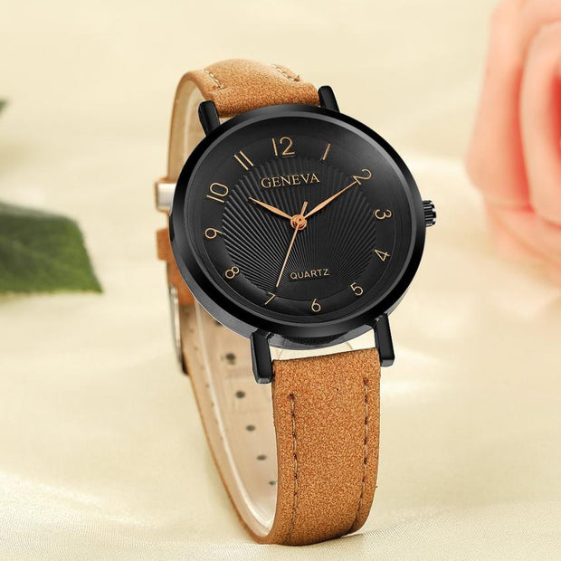 Women Watches Luxury Quartz Watches Women Women's Clock Fashion Dress Ladies Watch Relogio Feminino Bayan Kol Saati 2018 New 3#