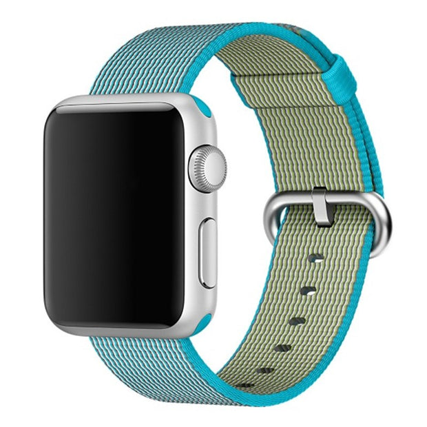 Woven Nylon Strap Watchband For Apple Watch Band 42mm 38mm Sport Bracelet Wrist Band For Iwatch Series 2 1 Edition