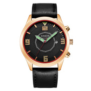 XINEW Fashion Men's Quartz Watch Classic Round Dial Nylon Strap Military Army Date Quartz Wristwatch Gift Relogio Masculino