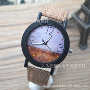 Quartz Watch Ladies Leather Couple Watch Fashion Romantic Woman Relogio Faminino Zegarek Damski