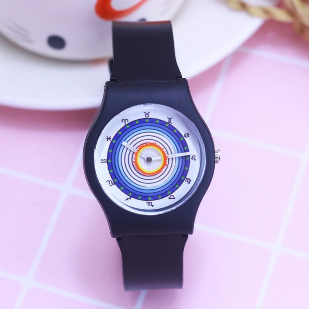 Willis New Famous Brand Fashion Water-proof Quartz Lovers Quartz Wristwatches Women Men Boys Girls Creative Personality Watches