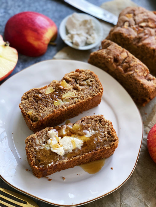 Apple Maple Bread