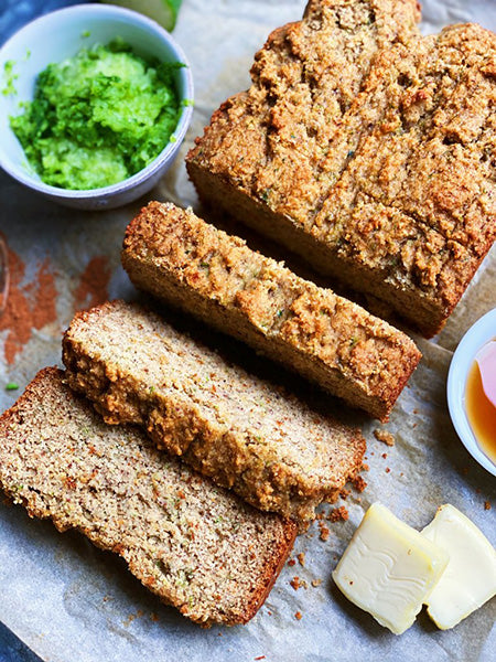 Tasty As Fit Summer Reset Zucchini Bread