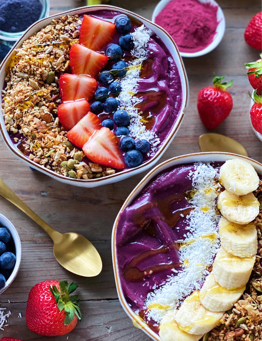 **Very Berry Acai Bowl
