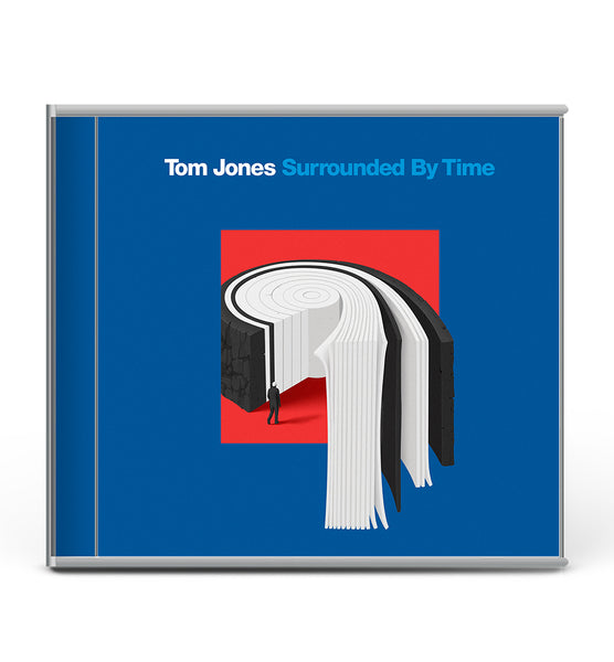SURROUNDED BY TIME CD