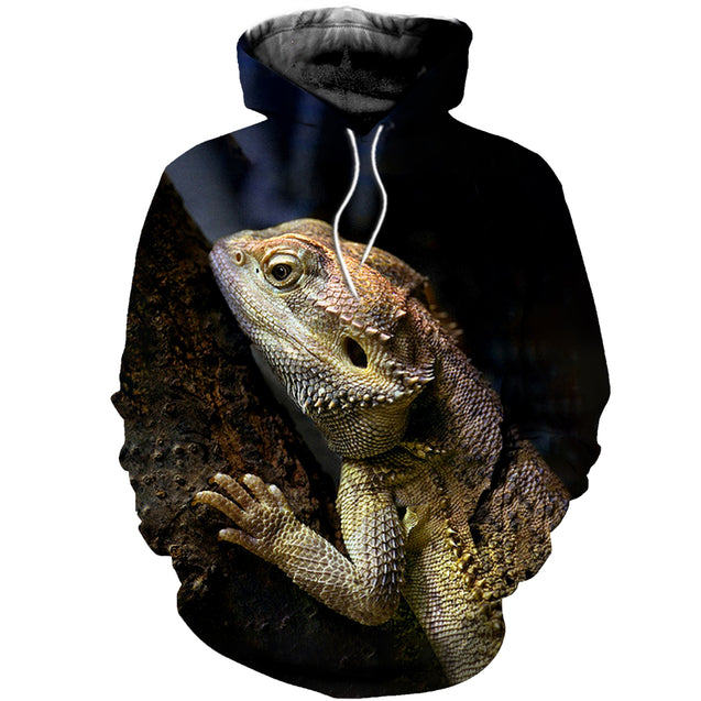 3D Printed  Bearded Dragon Clothes
