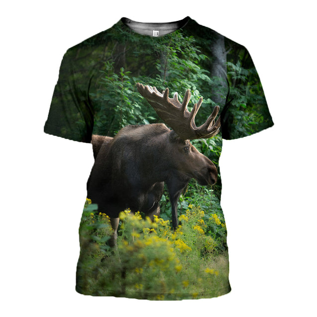 3D printed Moose Clothes