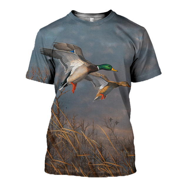 3D Printed Ducks Clothes