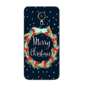 Merry Christmas Cases For Meizu