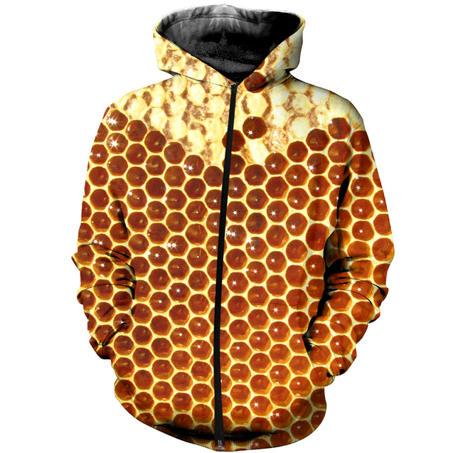 3D Printed Honey Bee Clothes