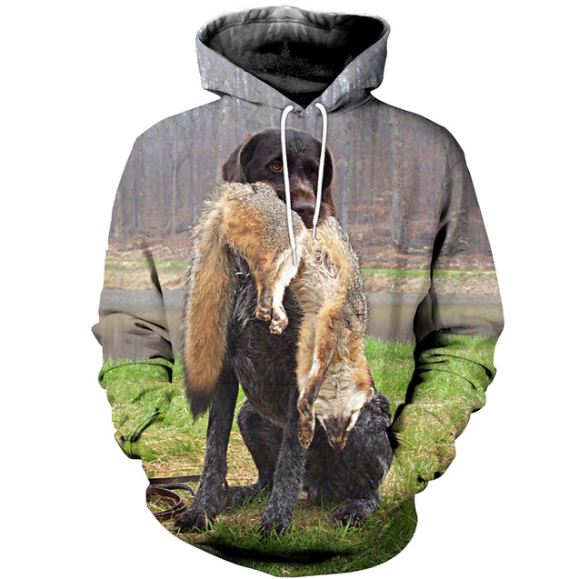 3D printed Coyote Hunting Tops
