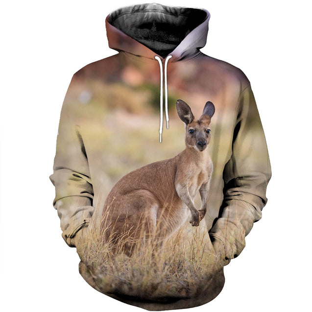 3D printed Kangaroo Clothes