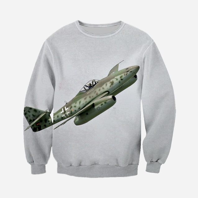 3D Printed  COMBAT AIRCRAFT ME262 Clothes