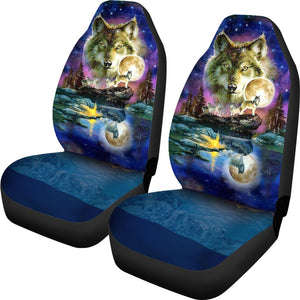 Wolf Moon-Car seat covers-hg19