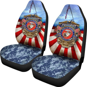 United States Marine Corps-Car seat covers-19