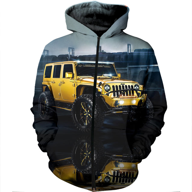 3D printed Jeep Clothes