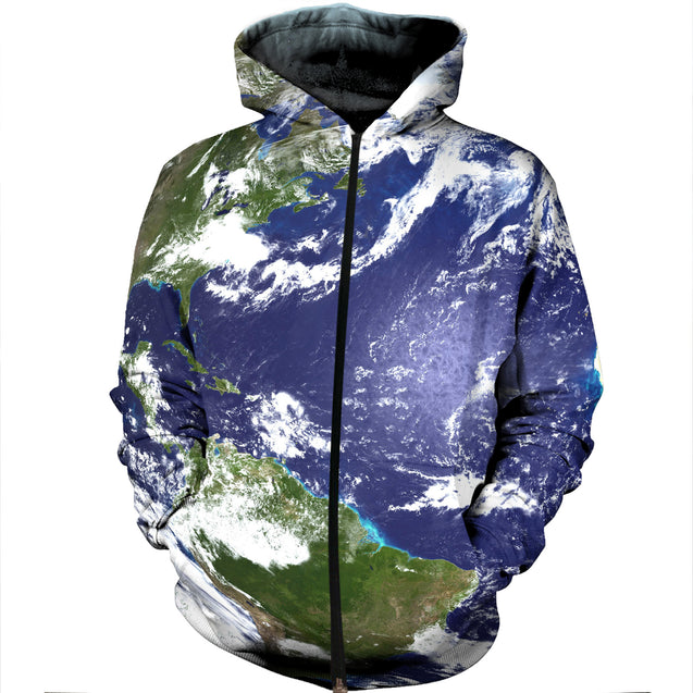 3D Printed Love Earth Clothes