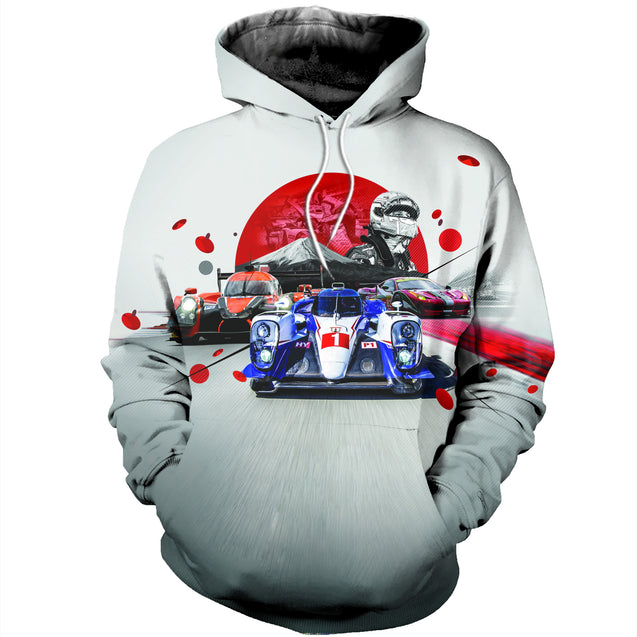 3D Printed Car Racing  Clothes